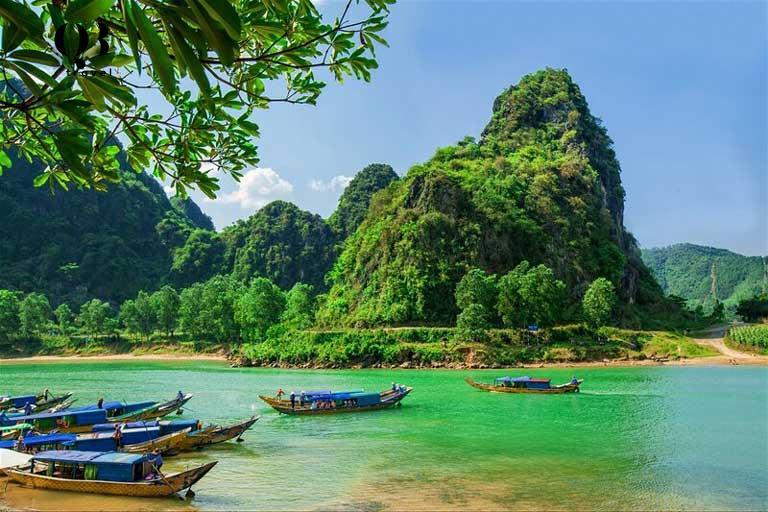 Vẻ đẹp non nước hữu tình của sông Son
