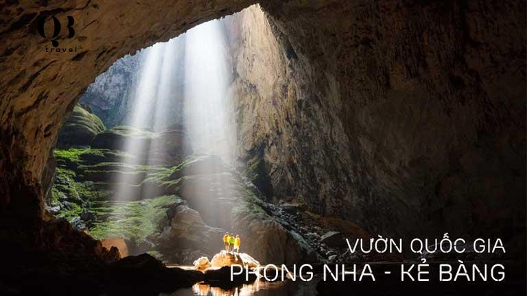 Vườn quốc gia Phong Nha Kẻ Bàng ở Quảng Bình