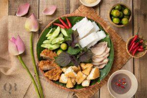 Quán bún đậu mắm tôm Thị Nở có cái tên vô cùng độc lạ, ấn tượng và còn rất nổi tiếng ở Đồng Hới