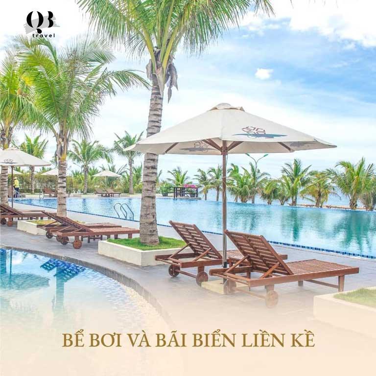 Sao Biển Resort tại Quảng Bình