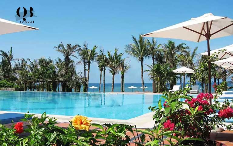 Sun Spa Resort - một trong resort gần biển Quảng Bình