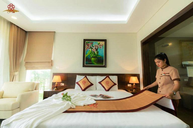 Sea Star Resort cung cấp đầy đủ trang thiết bị tiện nghi cho các phòng và dịch vụ chăm sóc khách hàng chu đáo