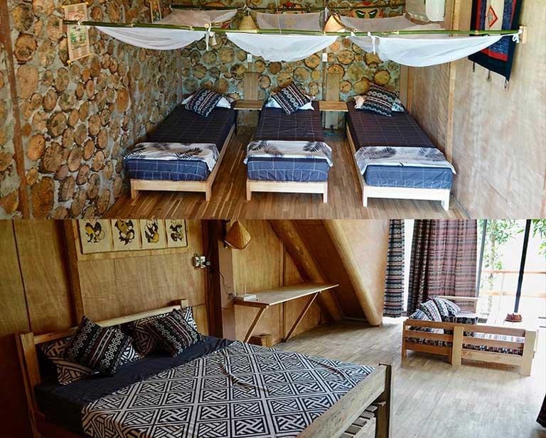 Những căn phòng gỗ hòa mình giữa thiên nhiên trong lành ở Nguyen Shack - Phong Nha Eco Quảng Bình