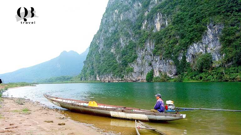 Vẻ đẹp sông Long Đại với nhiều dấu ấn lịch sử