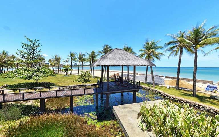 Kiến trúc đặc biệt tại Sun Spa Resort