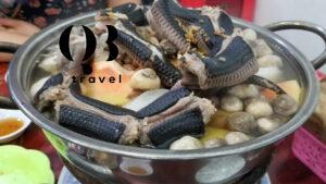 Tác dụng không ngờ của loài Đẻn biển Quảng Bình mang lại