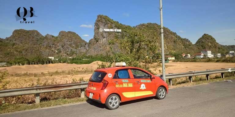 Taxi Lệ Thủy, Quảng Bình - Minh Huy taxi