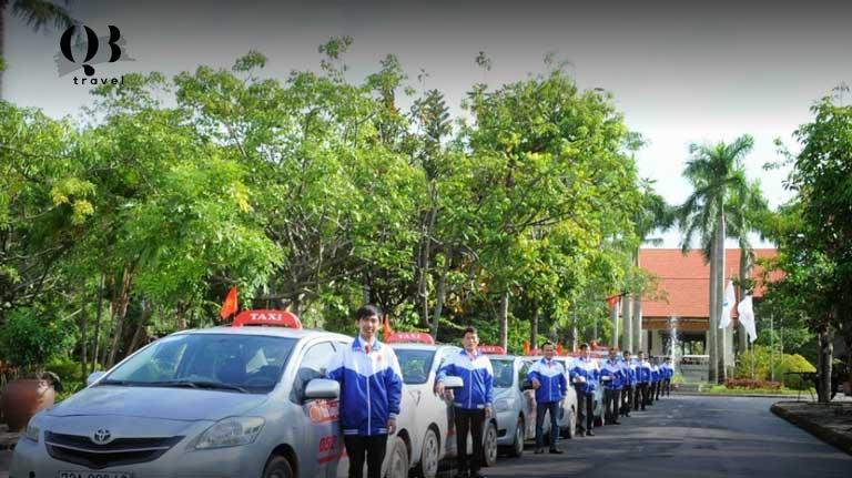 Hãng taxi Đồng Hới