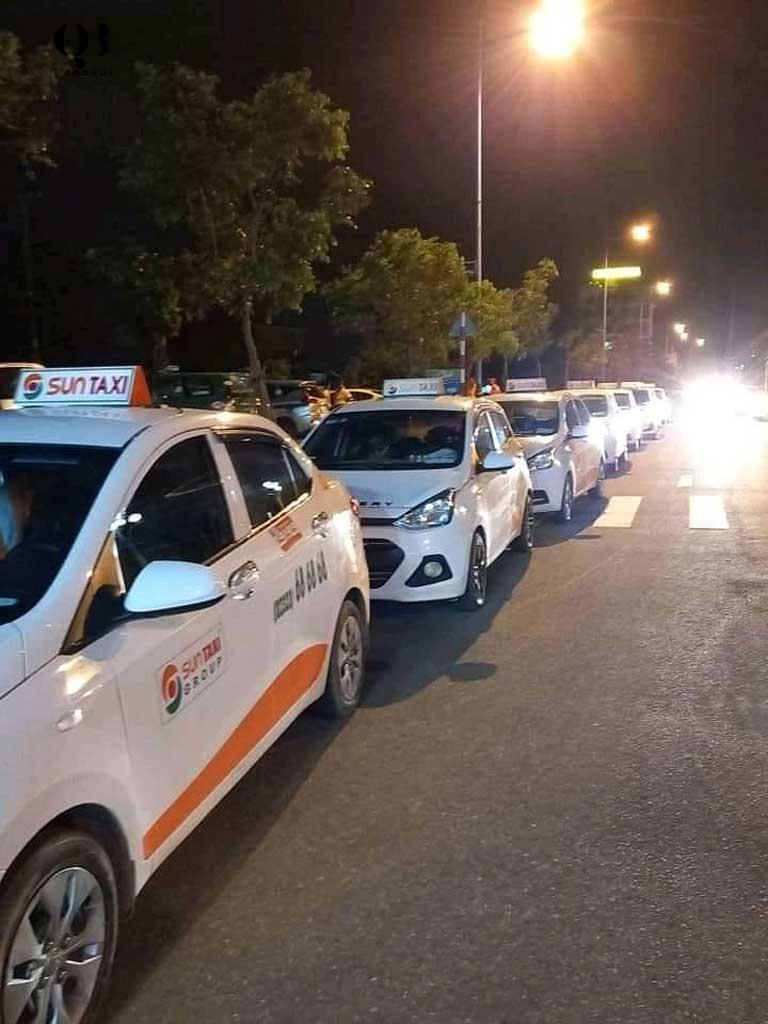 Sun taxi Quảng Bình
