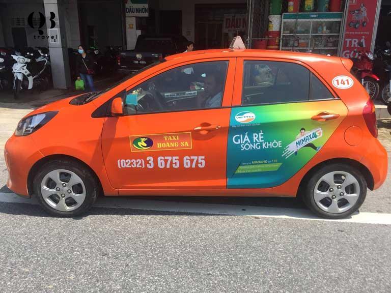 Taxi Hoàng Sa, Quảng Bình