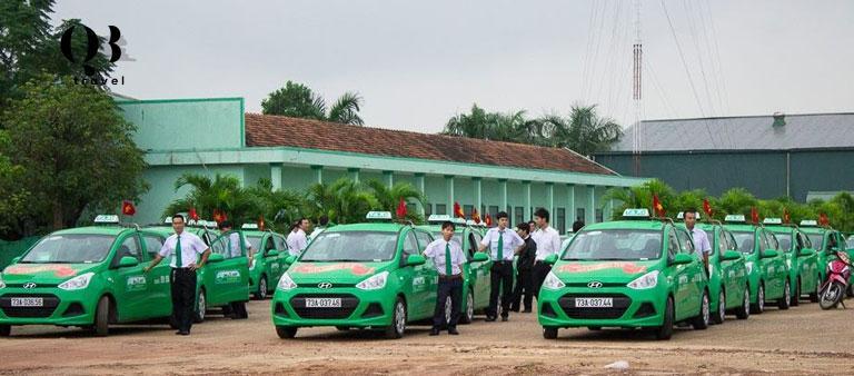 Taxi Mai Linh, Quảng Bình