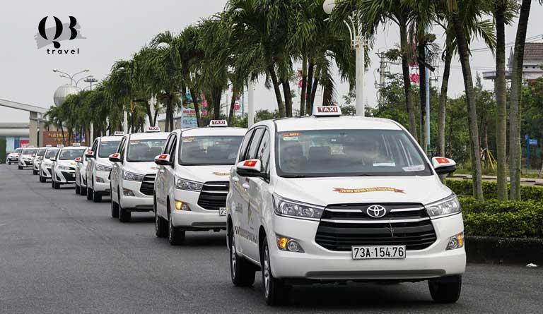 Taxi Phong Nha Quảng Bình