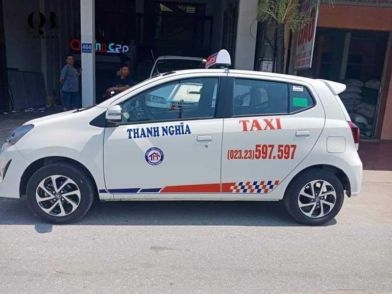Taxi Quảng Bình, Ba Đồn - Taxi Thanh Nghĩa