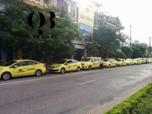 taxi Tiên Sa Quảng Bình