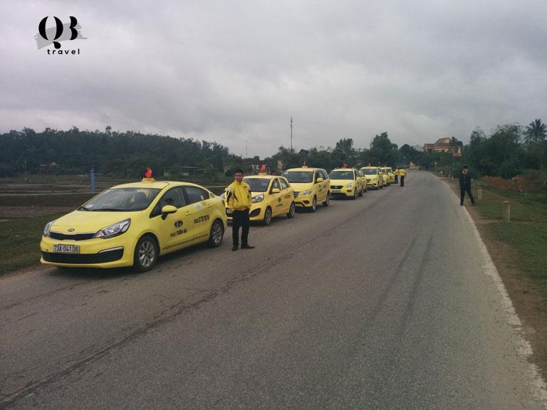 Số lượng xe taxi Tiên Sa luôn đáp ứng đủ nhu cầu của khách hàng trong dịp cao điểm