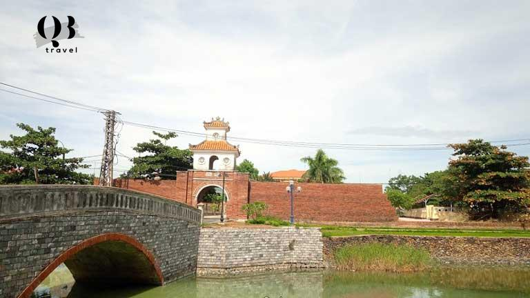 Cổng Đông thành cổ Đồng Hới