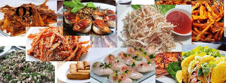 Món ngon Quảng Bình cho du khách khi ghé thăm rừng thông