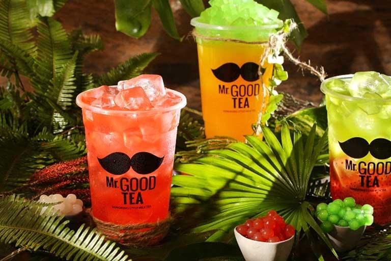 Các loại trà hoa quả bổ sung khoáng chất cho cơ thể