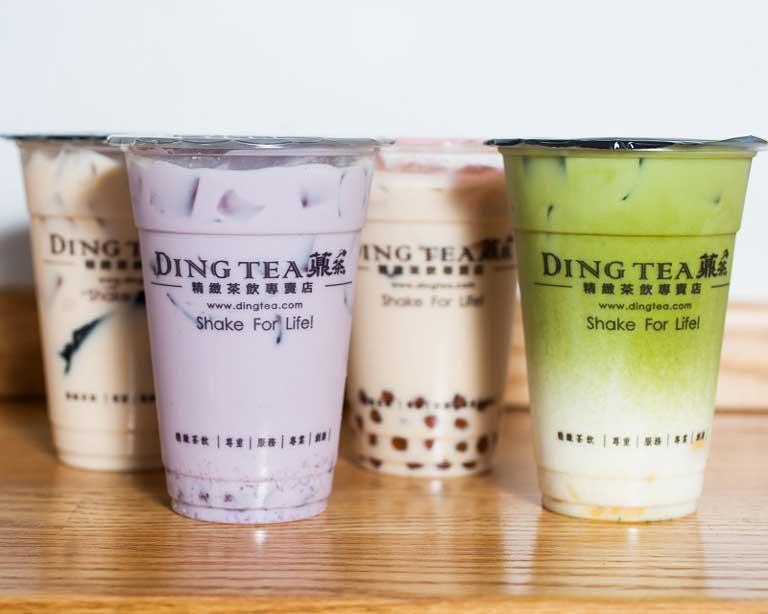 Dingtea luôn được đánh giá cao về chất lượng và hương vị