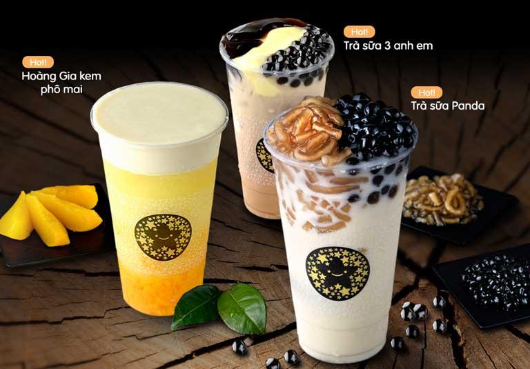 TocoToco là địa điểm lý tưởng để thưởng thức trà sữa