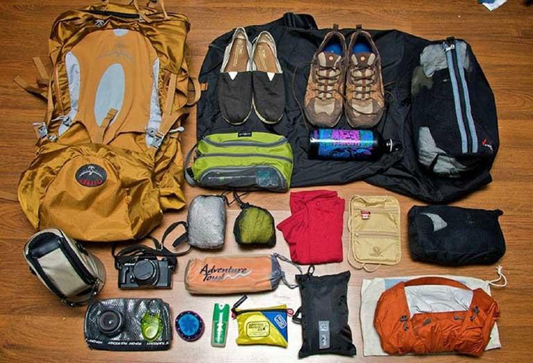 Hành trang nên chuẩn bị khi đi trekking