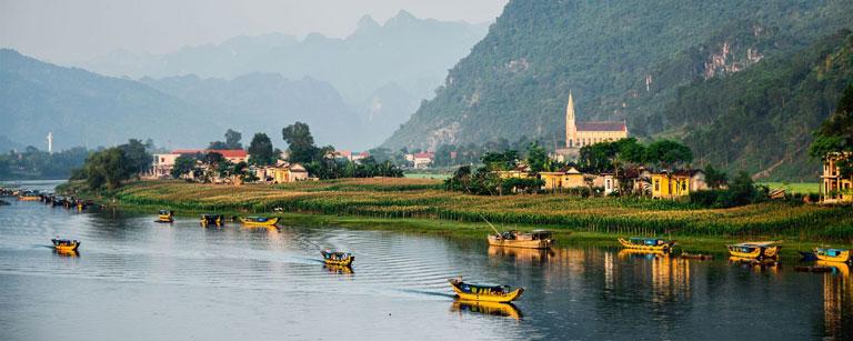 Truyền thuyết về dòng sông Son Quảng Bình