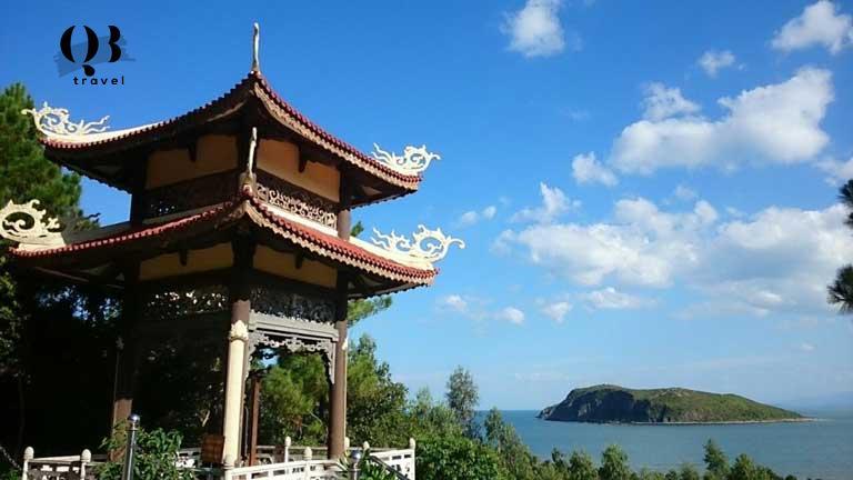 Nơi an nghỉ của Đại Tướng Võ Nguyên Giáp tại Quảng Bình