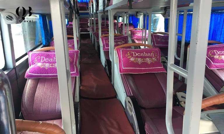 Nhà xe luôn tích cực lắng nghe phản hồi của hành khách về chất lượng tuyến xe