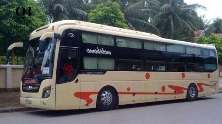 Xe khách chuyến Quảng Bình - Hà Nội