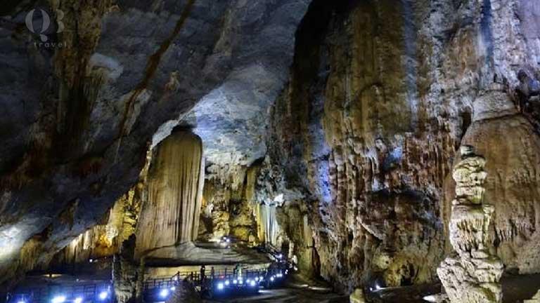Khám phá hệ thống hang động của Vườn quốc gia Phong Nha Kẻ Bàng