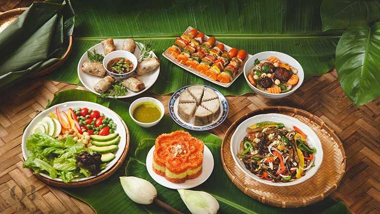Cơm chay Thiện Ý cũng là một quán cơm chay tại Đồng Hới, Quảng Bìnhkhá nổi tiếng