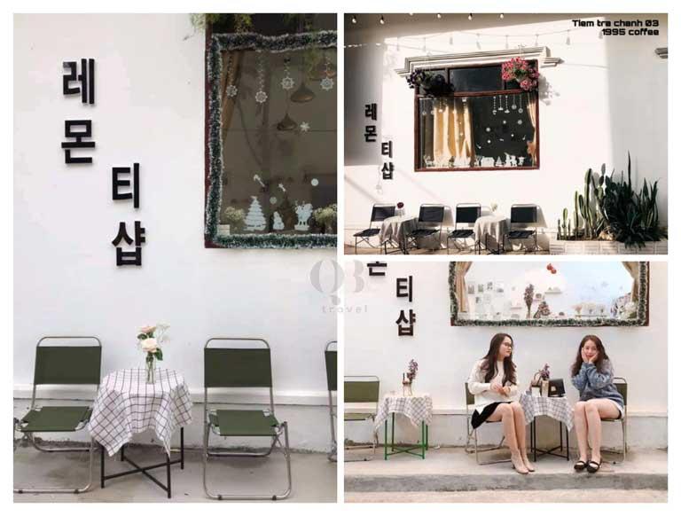 Background phong cách Hàn Quốc tại trà chanh 03