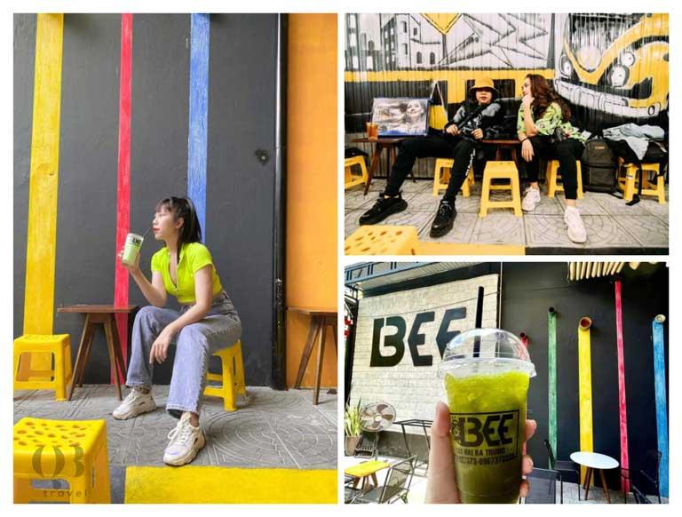 Những tấm hình cực chất của khách tại tiệm trà chanh Bee