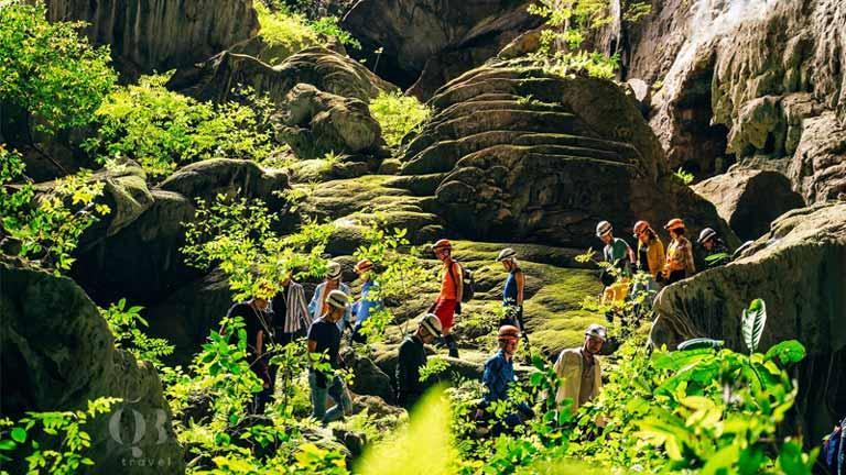 Vườn quốc gia Phong Nha Quảng Bình - Di sản thiên nhiên thế giới