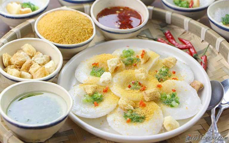 Bánh bèo Quảng Bình là món ăn dân dã được nhiều du khách lựa chọn