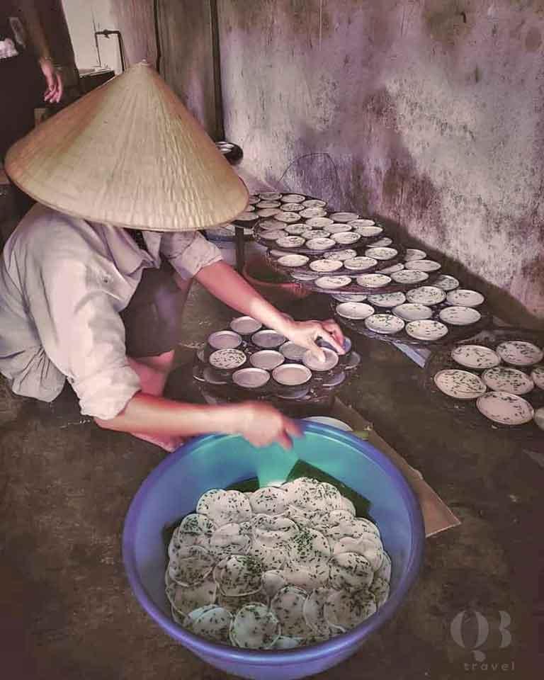 Bánh xèo Quảng Hòa được lưu truyền tới ngày nay