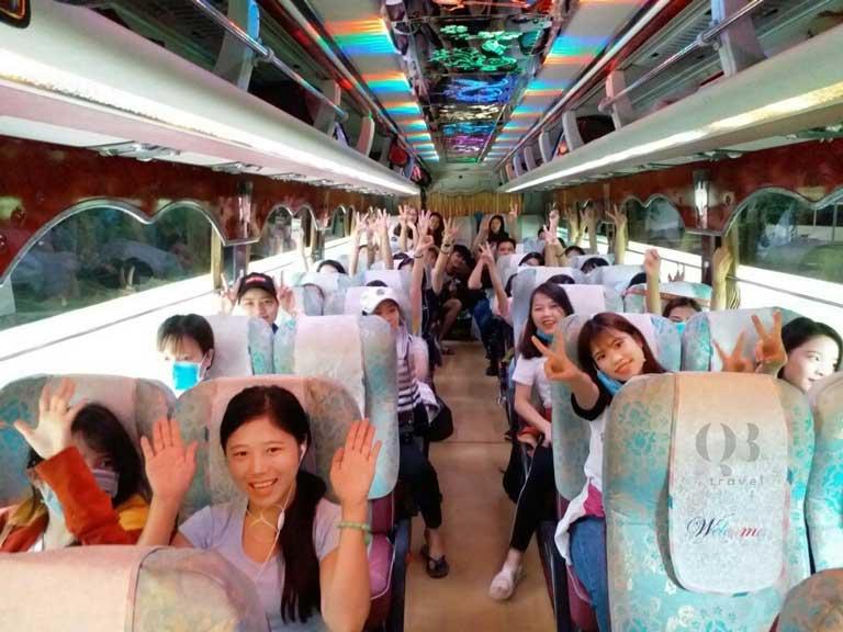 Giá thuê xe ô tô có lái tại Quảng Bình trung bình từ 900.000 đồng trở lên