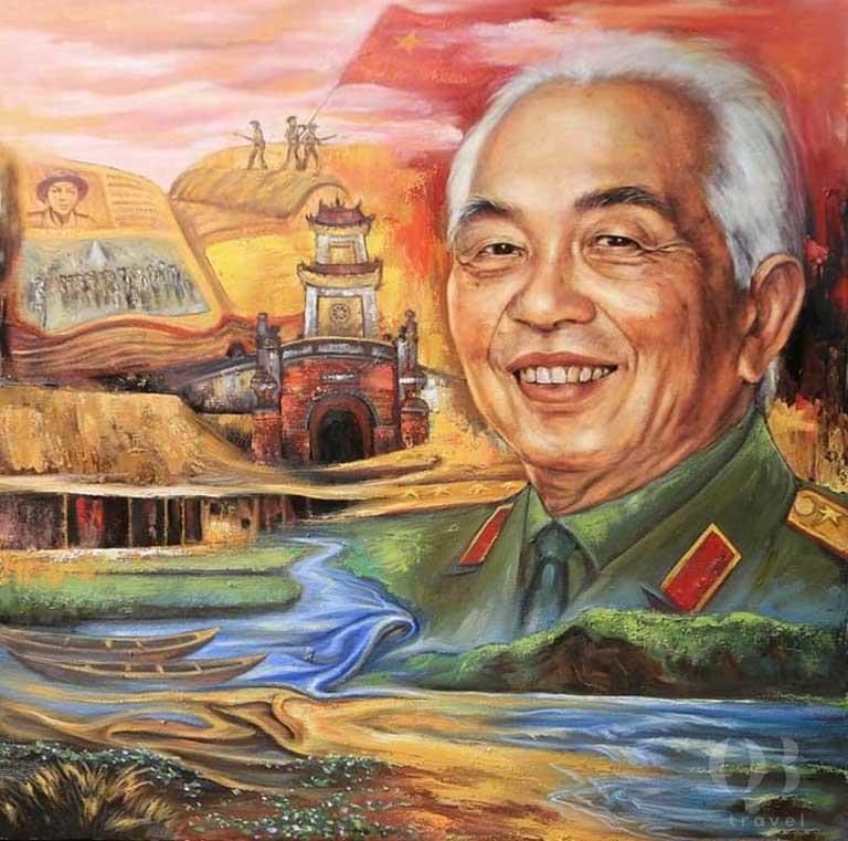 Đại tướng Võ Nguyên Giáp - Nhà quân sự lỗi lạc, vị đại tướng tài ba của dân tộc Việt Nam