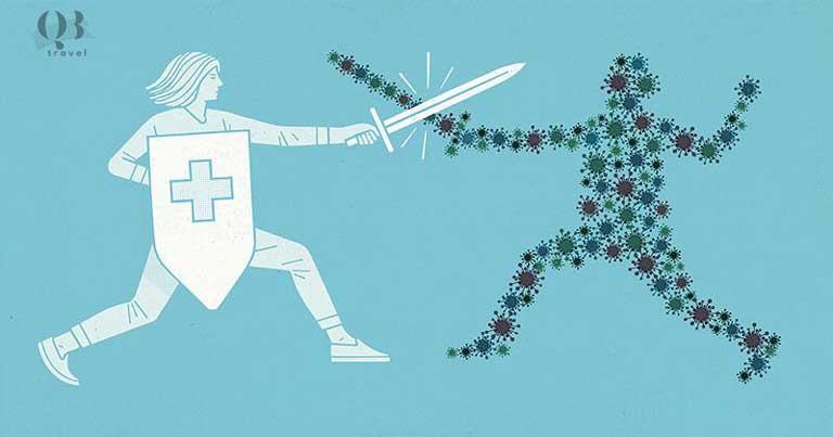 Du lịch mạo hiểm giúp hệ miễn dịch mạnh mẽ hơn