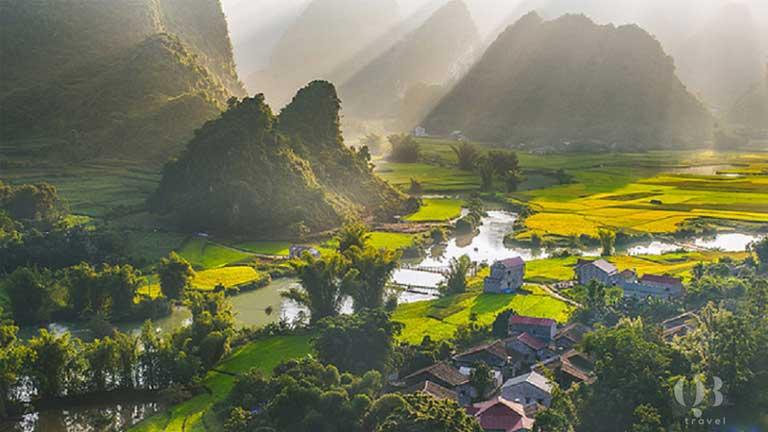 Vẻ đẹp của vườn quốc gia Phong Nha Kẻ Bàng